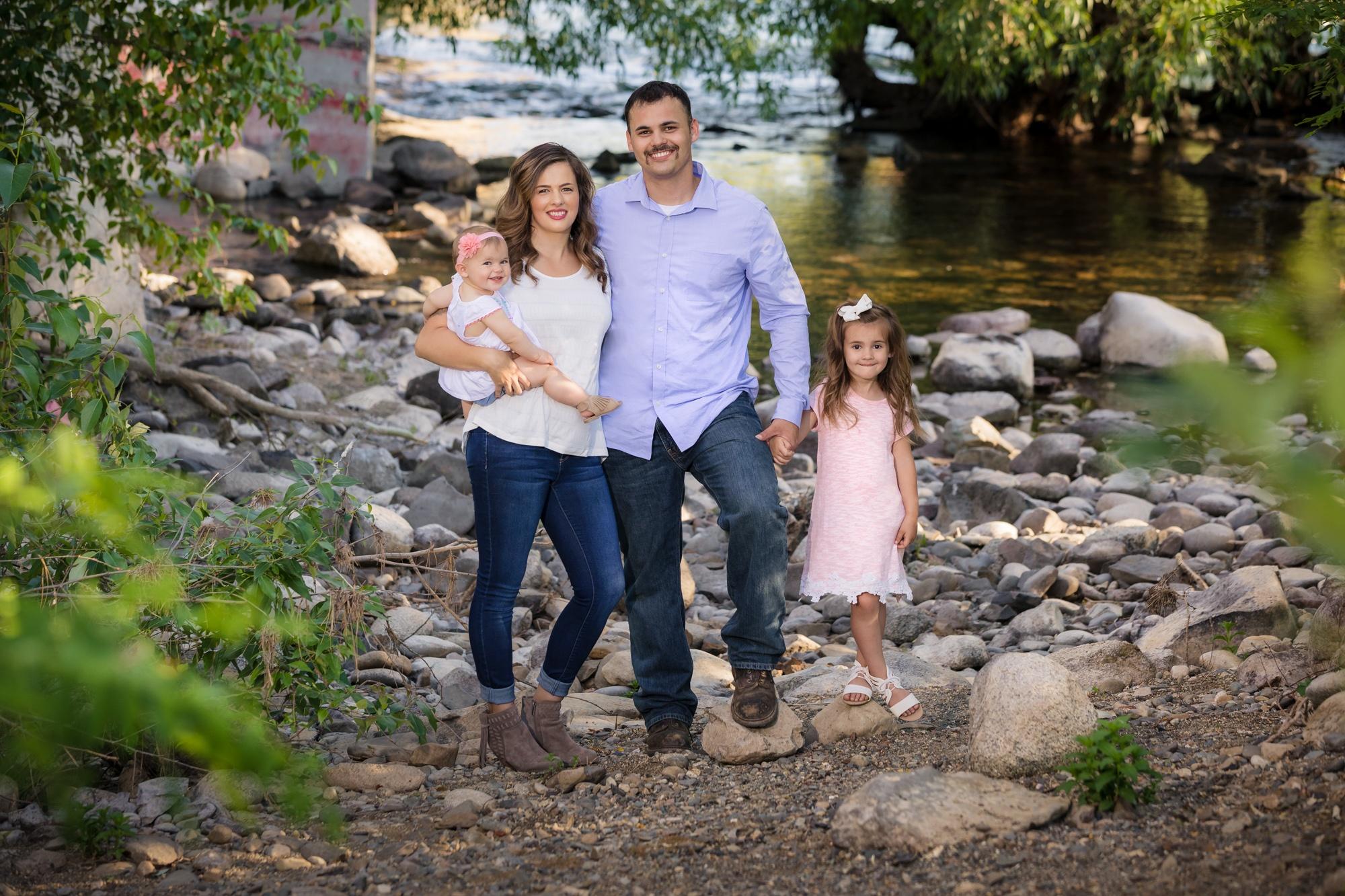 Family Portraits in Spokane wa Franklin Photography
