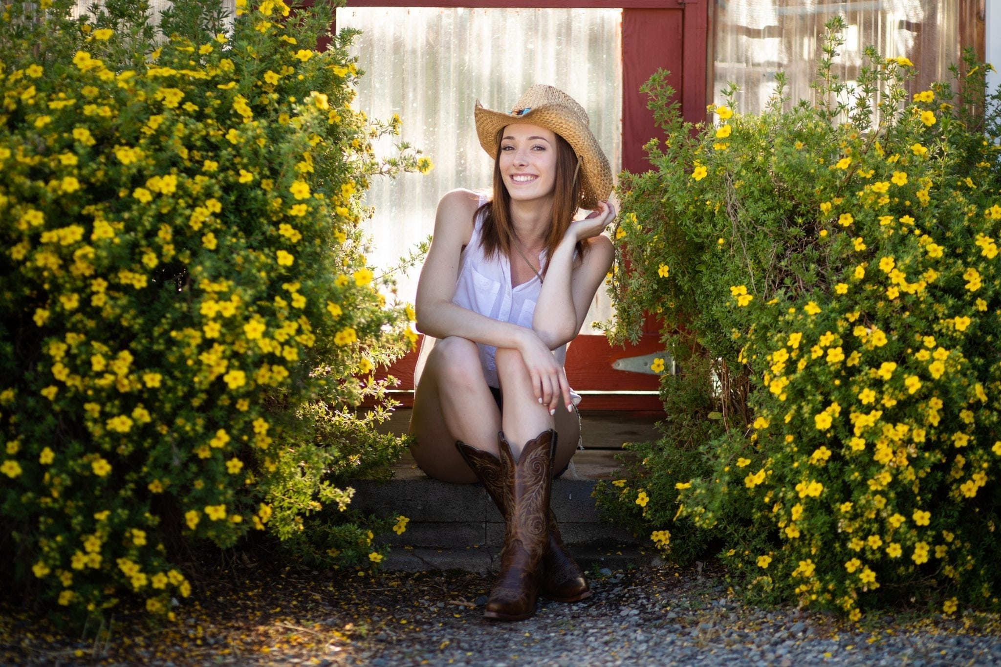 Senior photos Spokane WA Franklin Photography
