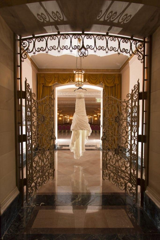 Daven Port Hotel Wedding photo-1