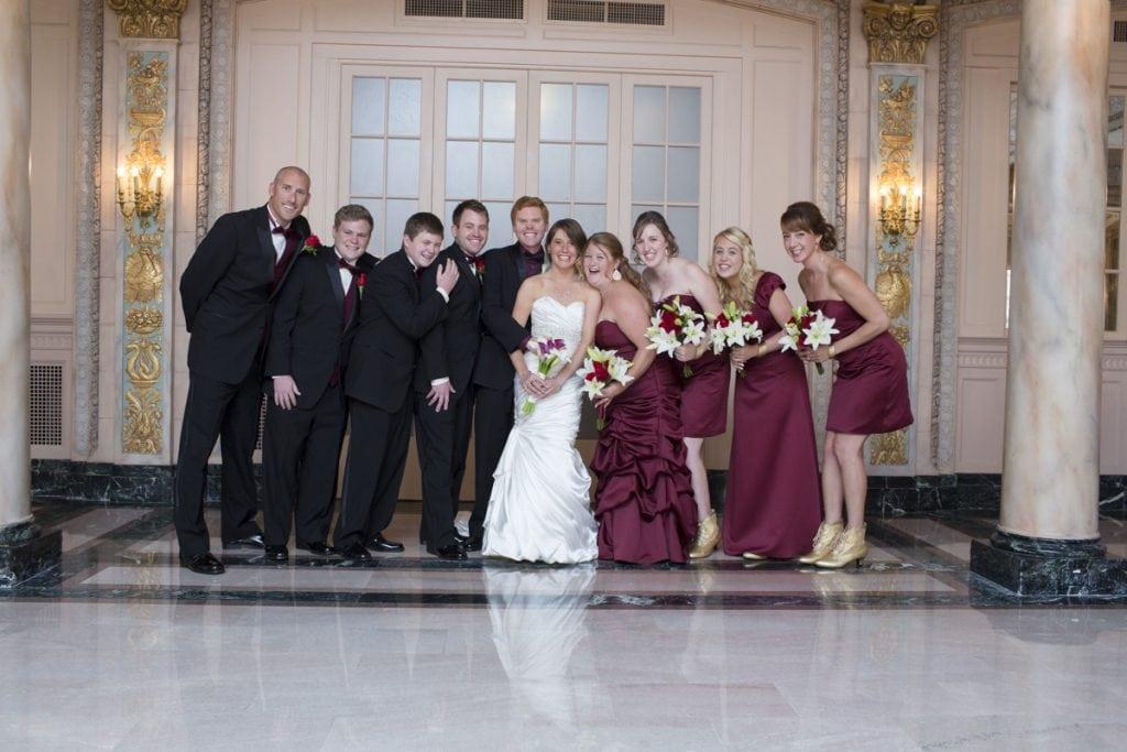 Daven Port Hotel Wedding photo-35