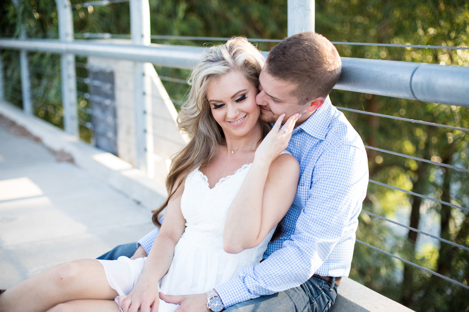 Engagement photos Spokane