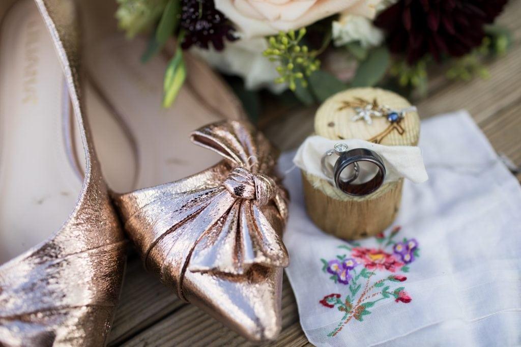 detail wedding shots