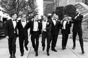 wedding party photos that make you smile