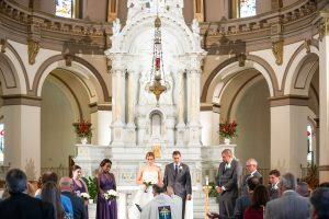 st aloysius wedding photographer