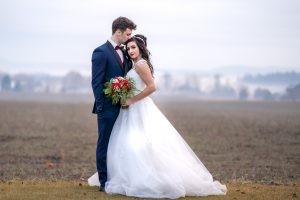 Mont Lamm winter wedding