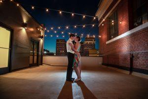 Downtown Spokane Wedding Photos