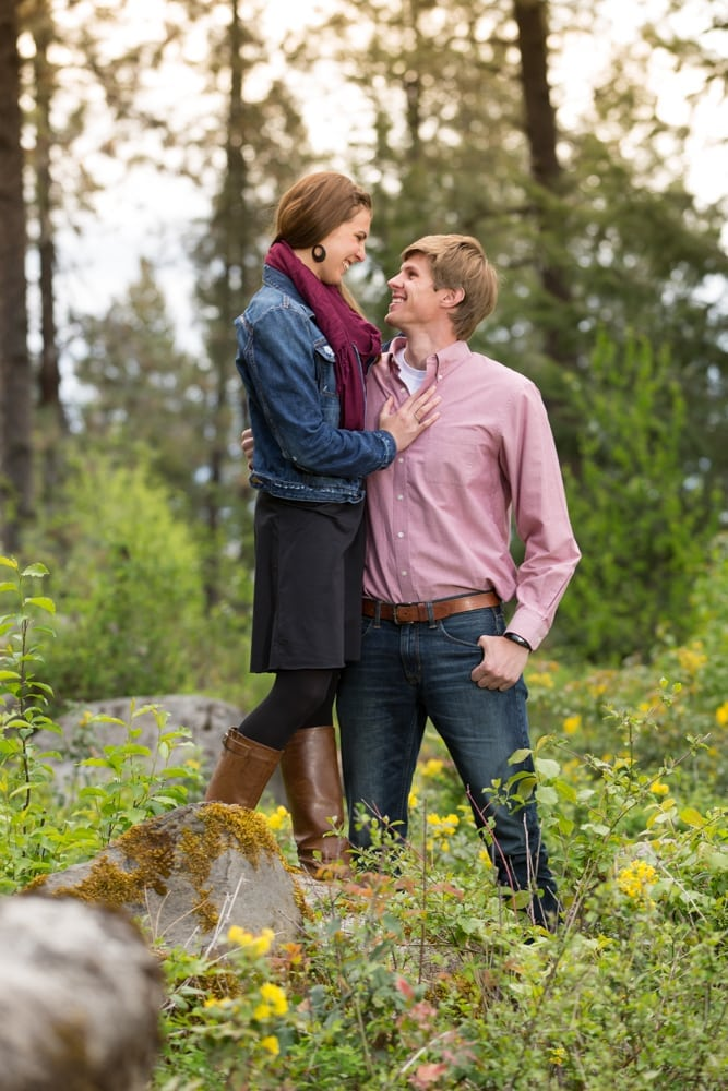 Engagement Photos Spokane WA