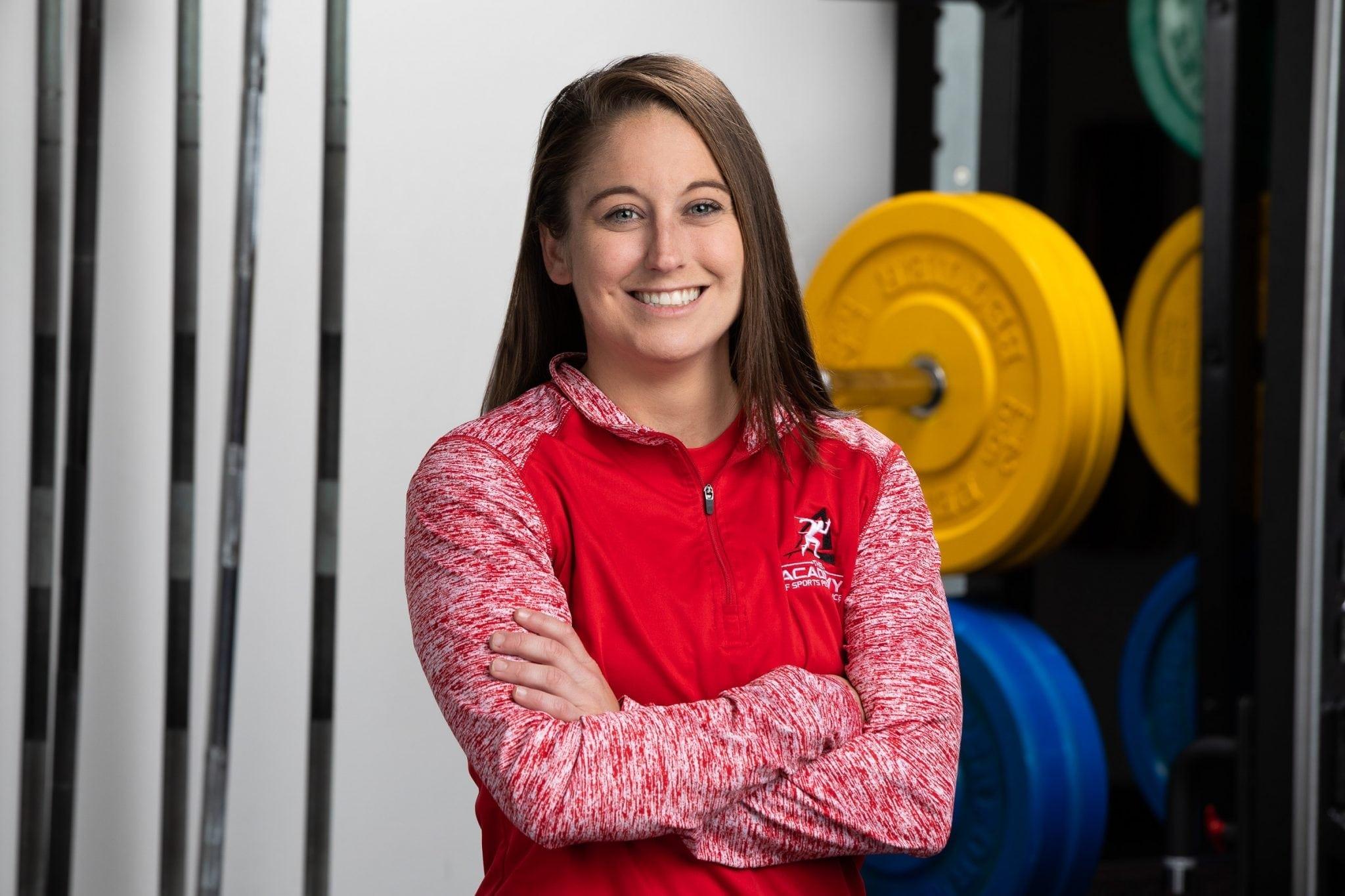 headshot for personal trainer in Spokane WA
