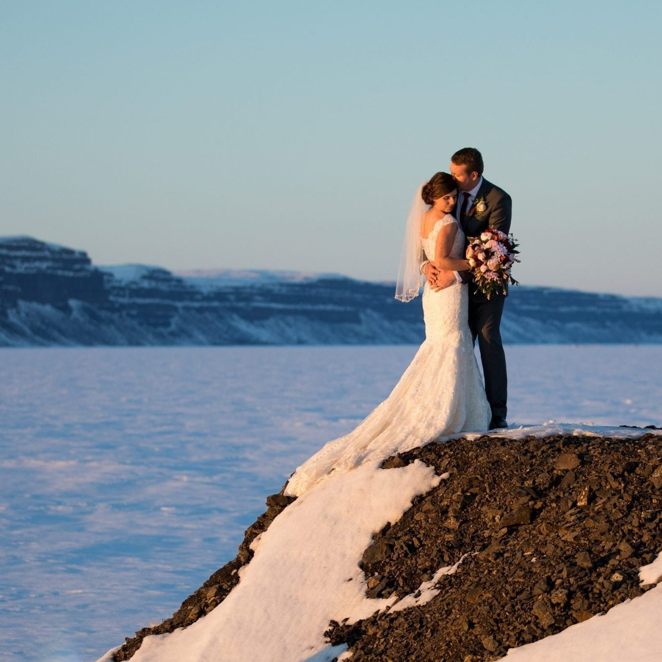 Wedding photography by Franklin Photography